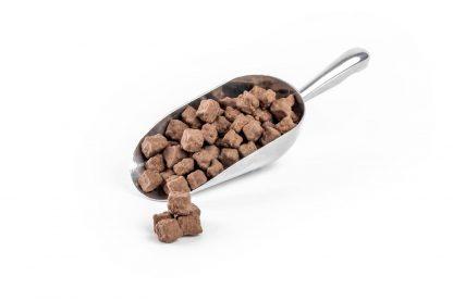 192196.1 - Coconut Fudge Pieces Milk Chocolate Coated