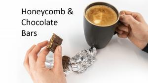 Choc Honeycomb Bars Header