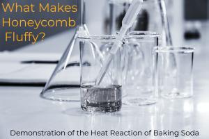 Heat Reaction of Baking Soda Header