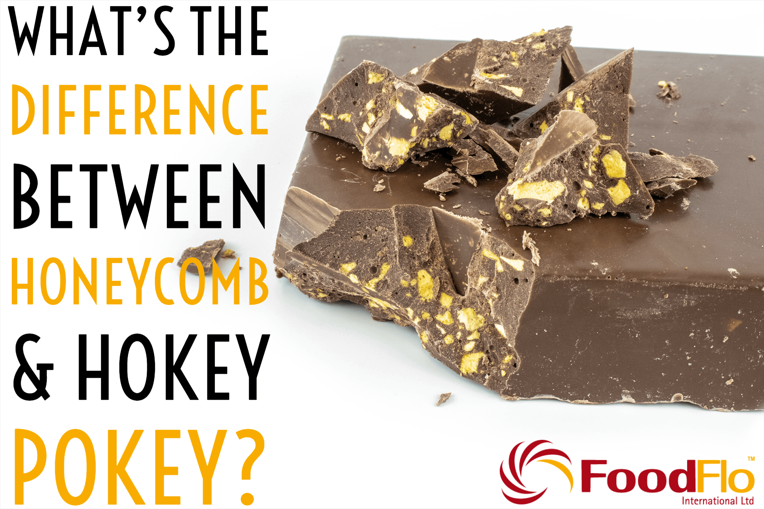 What's the difference between honeycomb and hokey pokey?