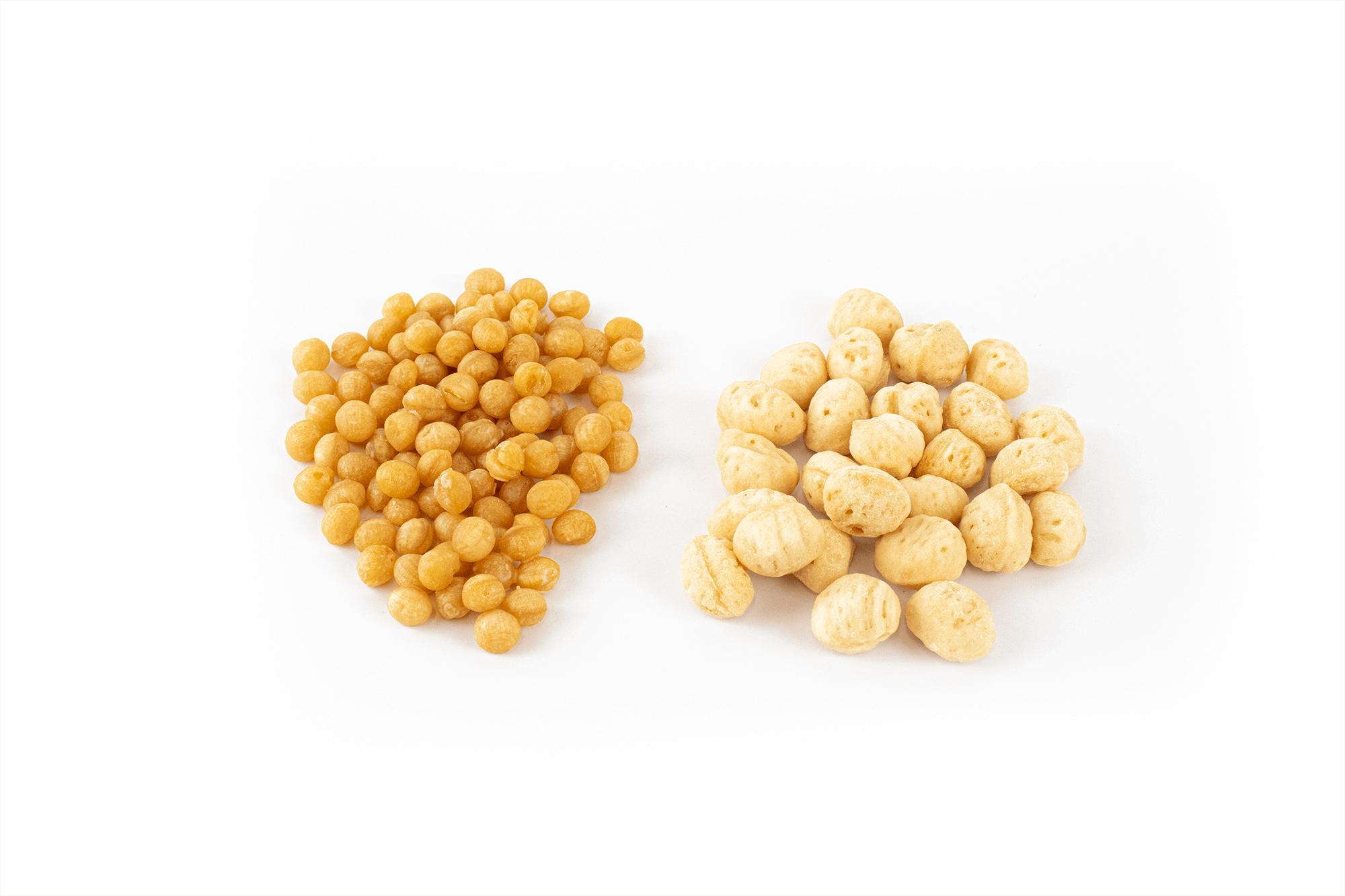 brittle vs fluffy honeycomb